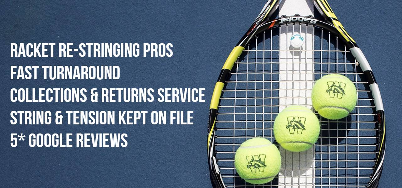 Essex Racket Stringing Feature Image