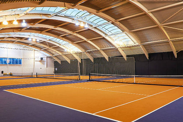 Top 10 venues in Essex for Winter tennis thumbnail image